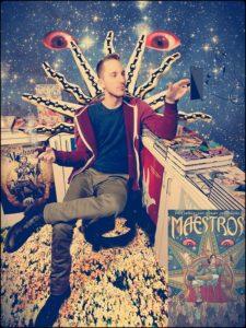 """Maestro"" de Skroce & Stewart (HiComics)"