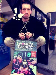 """""""Monkey Bizness"""" de Pozla et Eldiablo (Ankama)"""