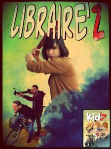 """Kidz"" de Ducoudray & Joret (Glénat)"