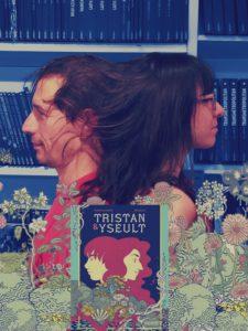 """""""Tristan & Yseult"""" de Maupré & Singeon (Gallimard)"""